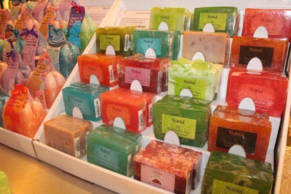 Nyassa soap