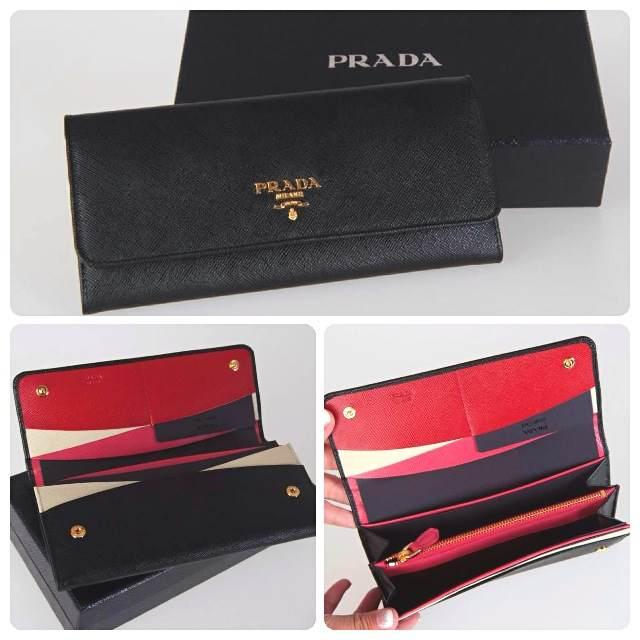 where to buy prada wallets