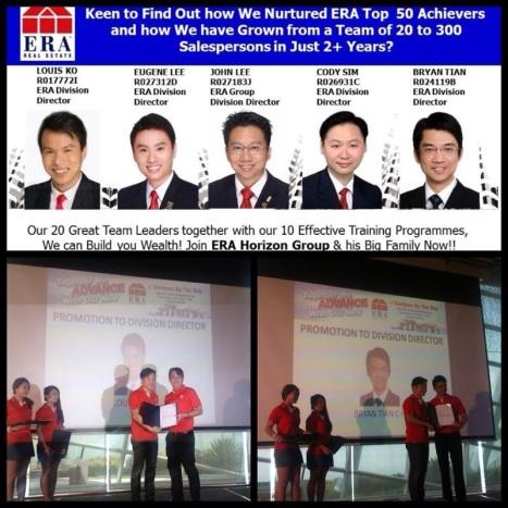 ERA Division Director Promotions