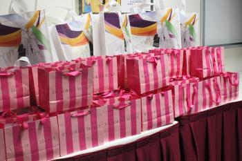 Victoria's Secret goodie bag