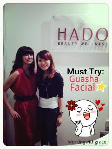 Hado Beauty Wellness Guasha Facial