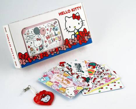 Hello Kitty ez-link Classic Cards