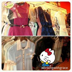 Tiramisu Boutique Korean apparel