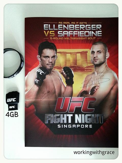 UFC Jake Ellenberger Tarec Saffiedine