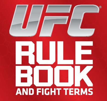 UFC Rule Book 2013