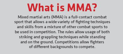 What is MMA