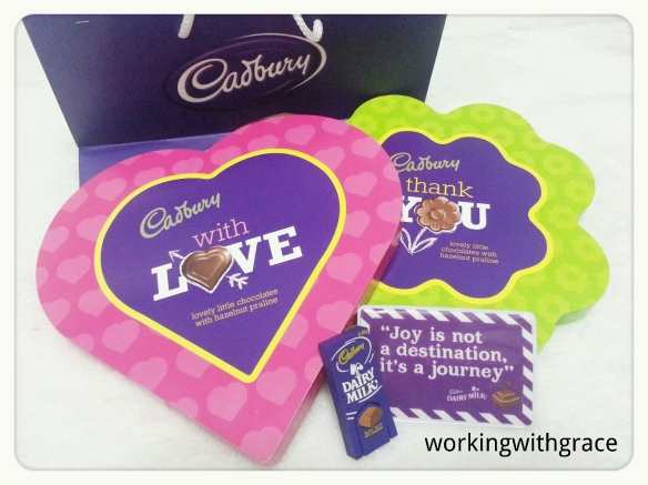 Cadbury Goodie Bag