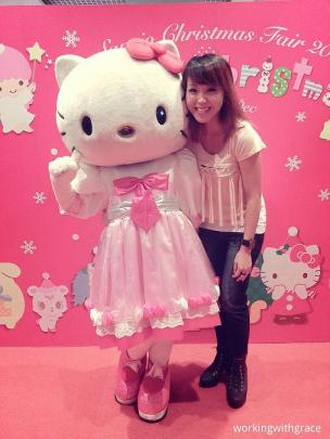Hello Kitty Meet And Greet