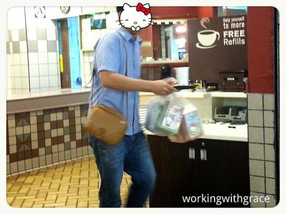 McDonald's Malaysia Hello Kitty plushies