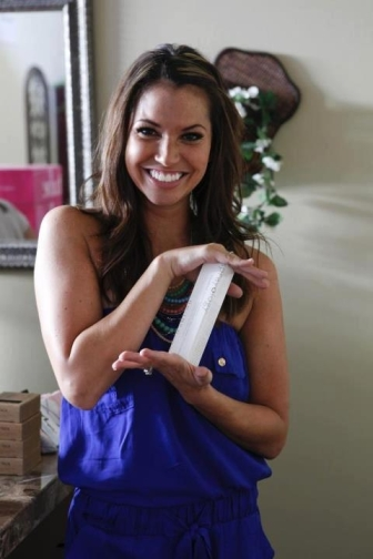 Melissa Rycroft Sprayology