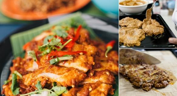 30 Minute Cookin Ayam Panggang