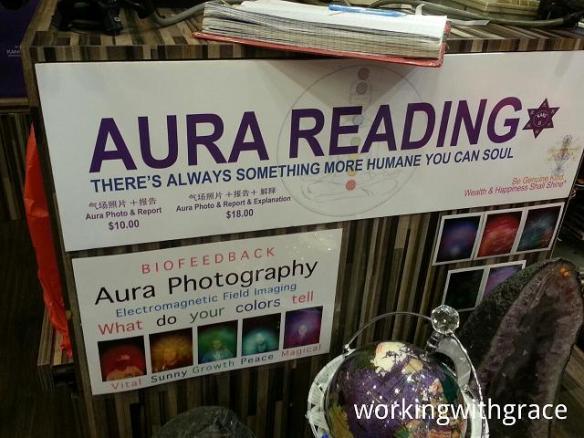 Aura Reading
