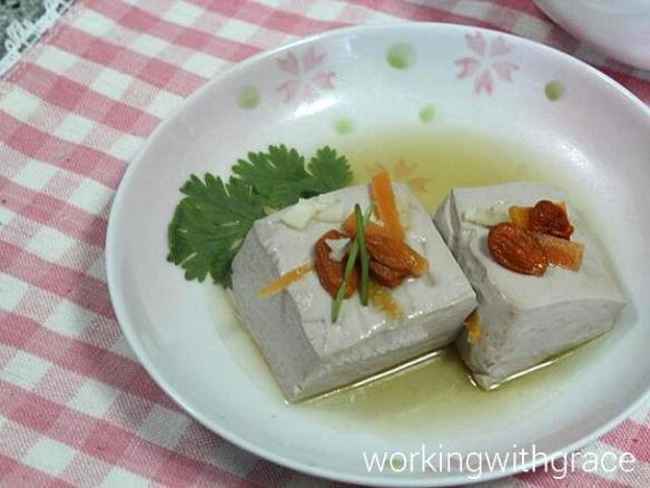 Black Silken Tofu 30 Minute Cookin
