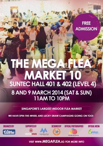 Mega Flea Market 10