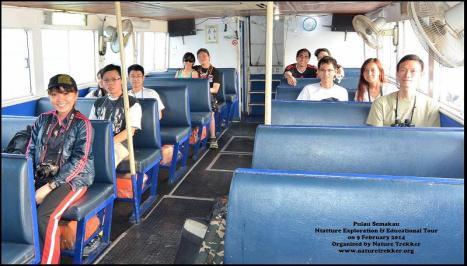 Pulau Semakau landfill tour