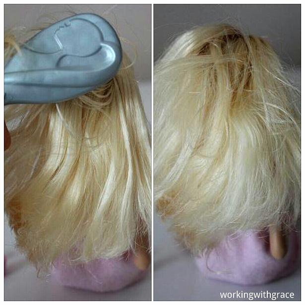 Barbie Bad Hair Day: Herbal Essences Touchable Smooth Range