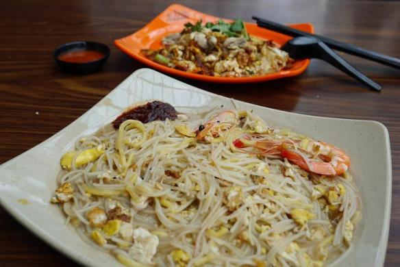 Chinatown Food Street Hokkien Mee