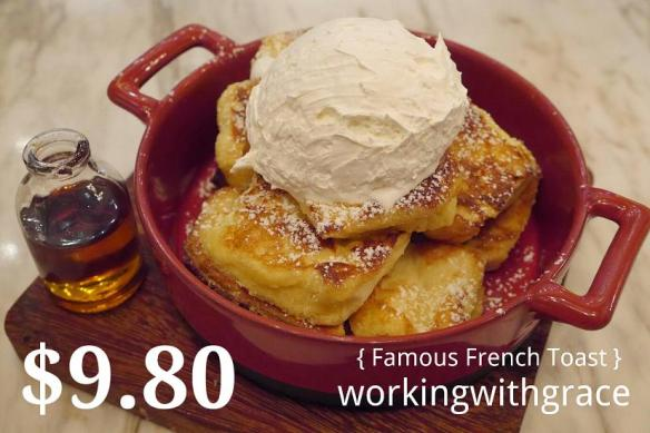 Miam Miam Famous French Toast