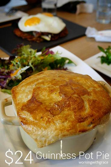 The Missing Pan Guinness Pot Pie