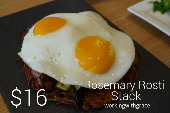 The Missing Pan Rosemary Rosti Stack