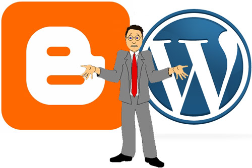 Blogspot or WordPress