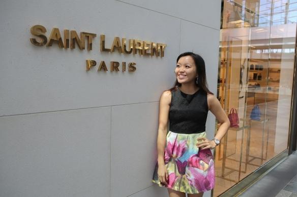 Saint Laurent MBS