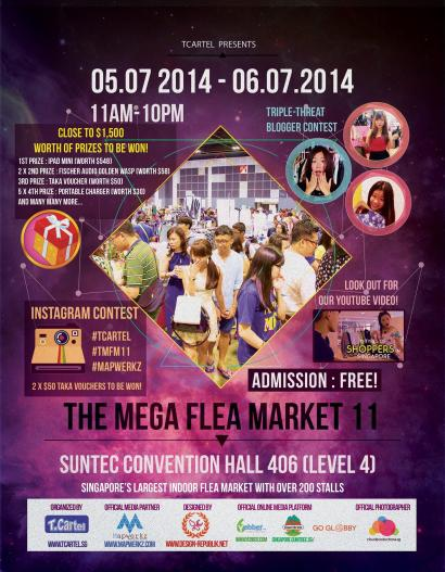 The Mega Flea Market 11