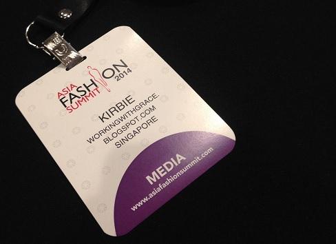 Asia Fashion Summit 2014