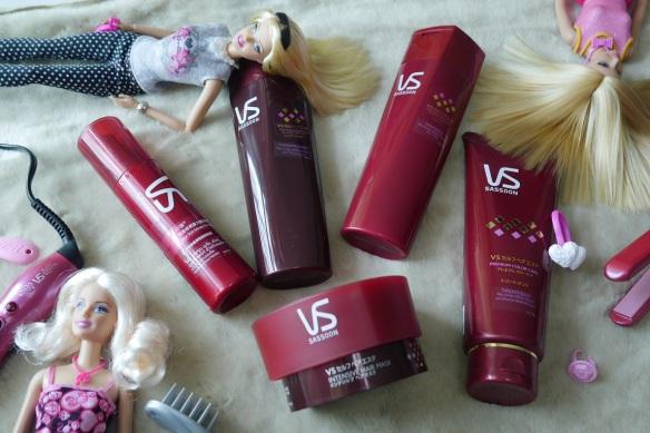 Vidal Sassoon Premium Color Care