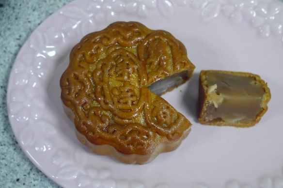Bee Cheng Hiang Plain Lotus Mooncake