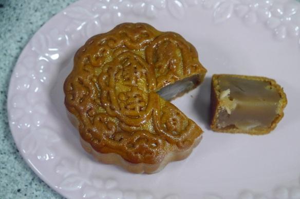 Bee Cheng Hiang Plain Lotus Mooncake