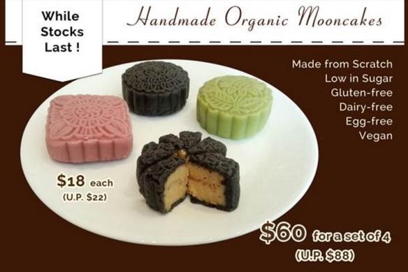 Organic Mooncakes