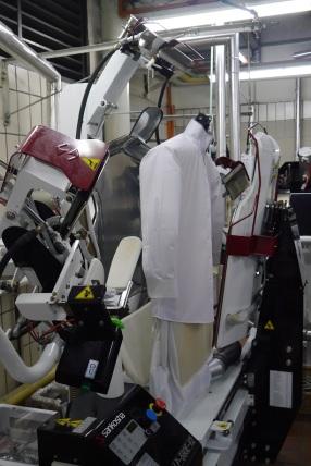Sheraton laundry