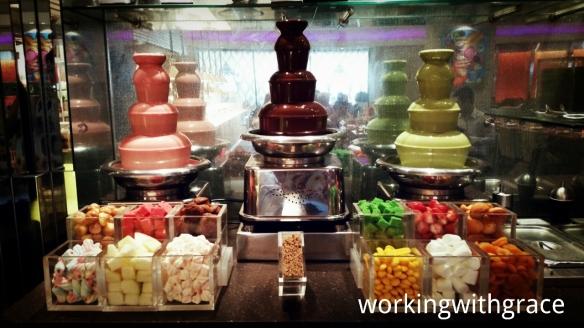 Carousel Buffet - Dessert
