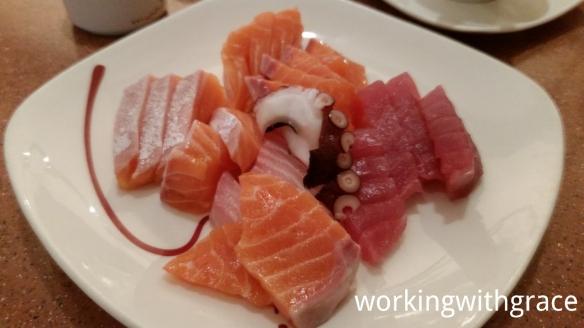 Carousel Buffet - Sashimi