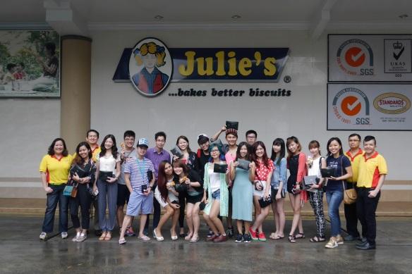 Julie's Biscuits