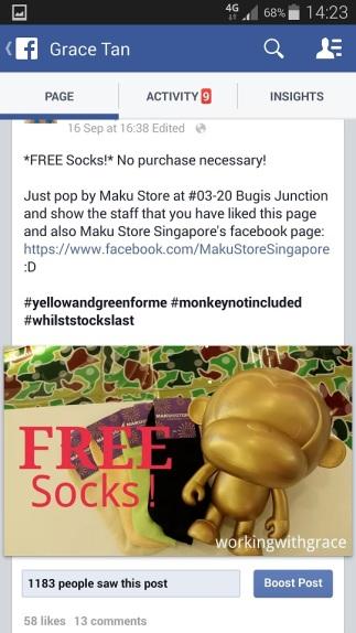 Maku Store Singapore