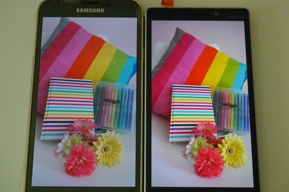 Nokia Lumia 930 vs Samsung S5