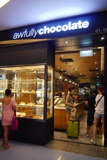 Awfully Chocolate - Vivocity