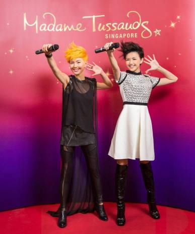 Madame Tussauds - Stefanie Sun Yan Zi