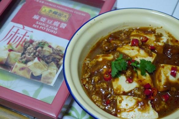 Lee Kum Kee Sauce for Ma Po Tofu