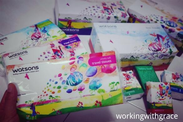 Watsons LASALLE tissue sets