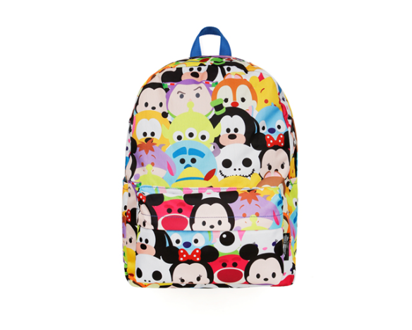 Chocoolate x Tsum Tsum backpack