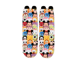 Chocoolate x Tsum Tsum socks
