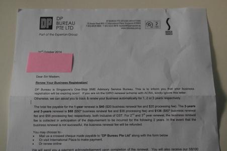 DP Bureau Pte Ltd