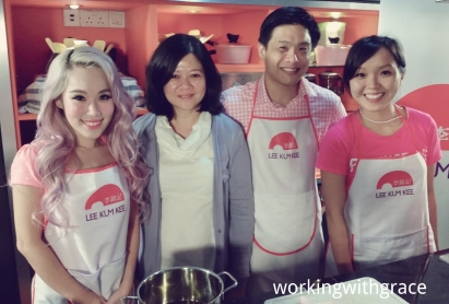 With Xiaxue and Dr Leslie Tay