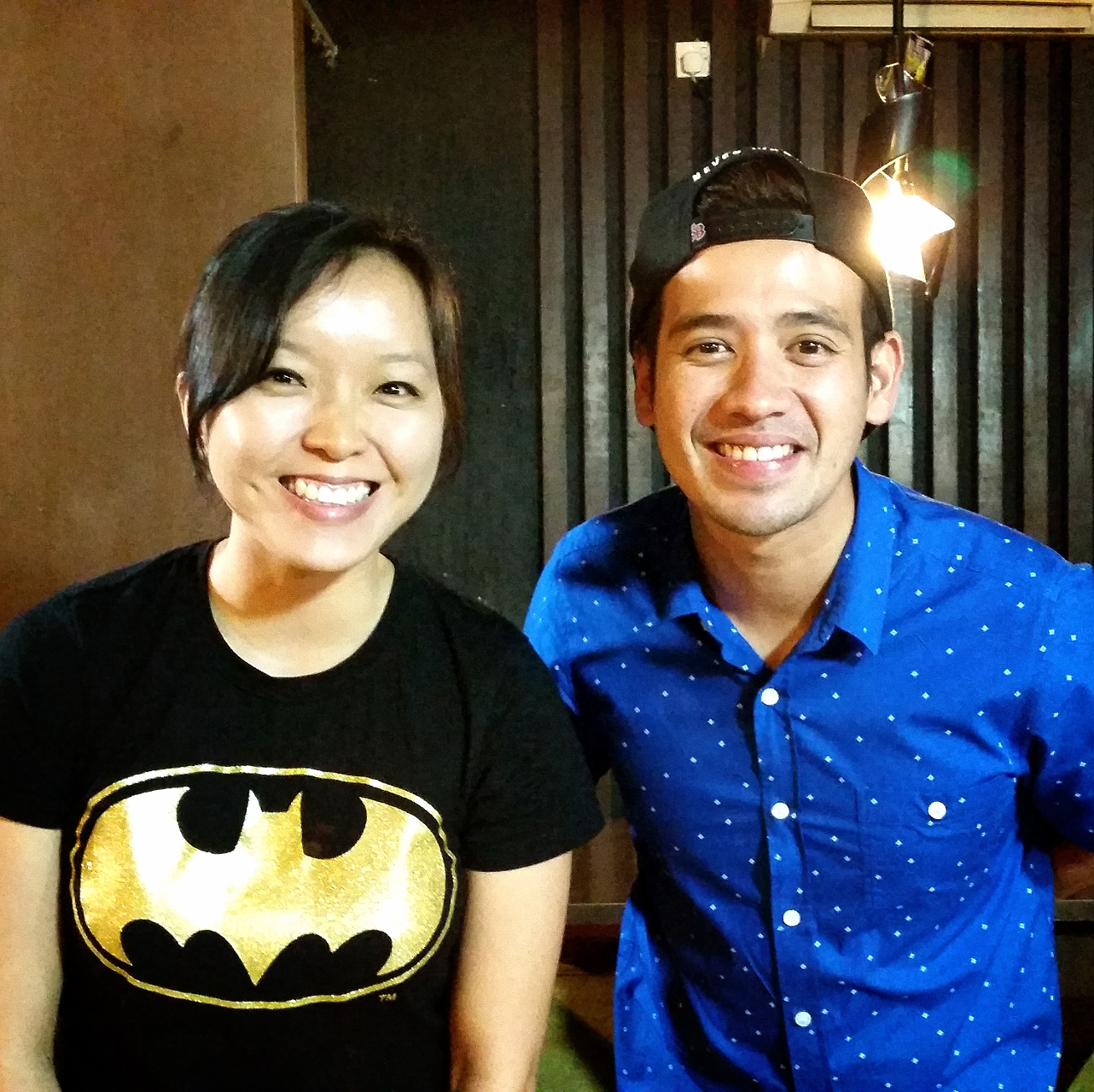 Indonesian Celebrity Complete sushi-making with indonesian celebrity, tarra budiman | working