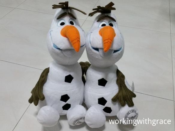 Taobao - Olaf