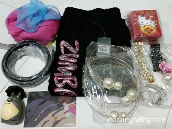 Taobao SGshop