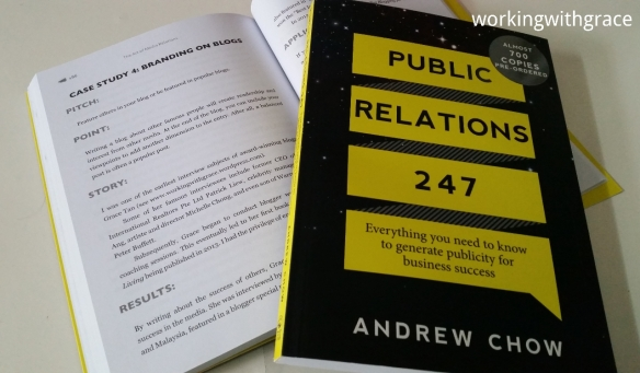 Andrew Chow Public Relations 247
